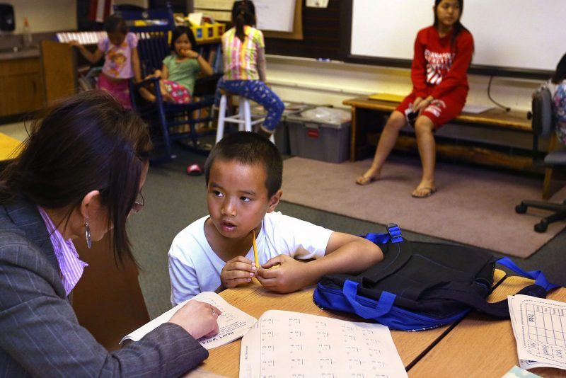Help Refugee Children Transition Into School