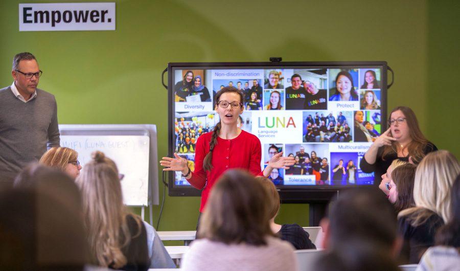 Spoken Interpreter Training