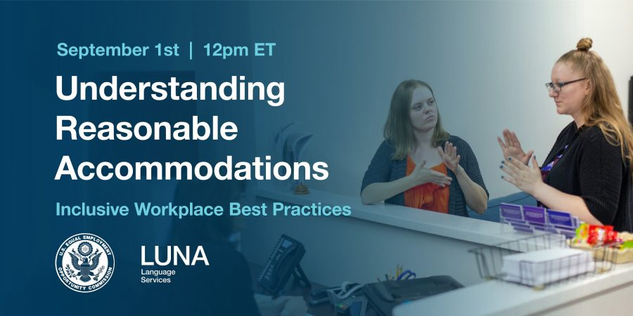 Understanding Reasonable Accommodations – Inclusive Workplace Best Practices